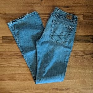 Bke jeans distressed